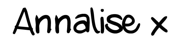 annalsie